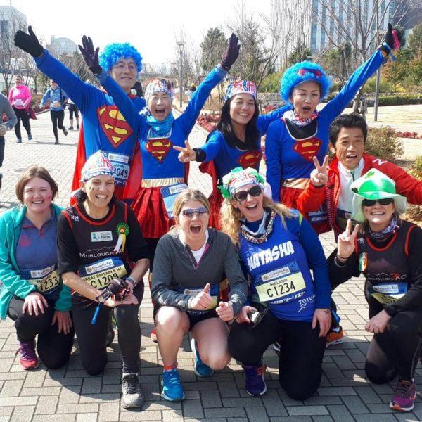 Tokyo marathon Group