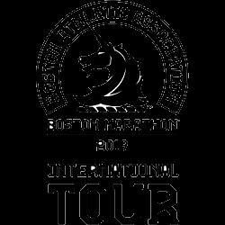 Boston Marathon 2019 Logo