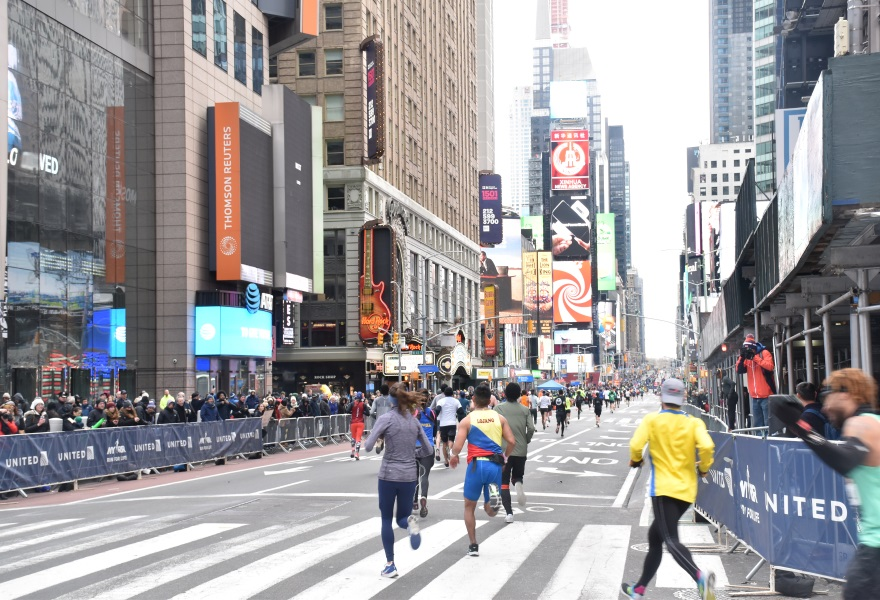 New York Marathon 2020 NYC Half Marathon 2020 | Sports Travel International