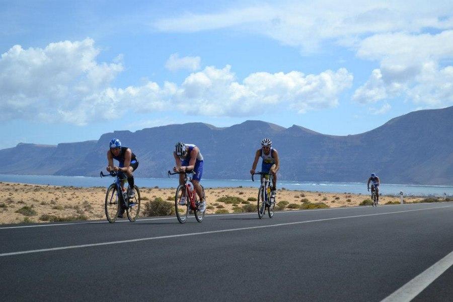 Volcano Triathlon Bike Leg