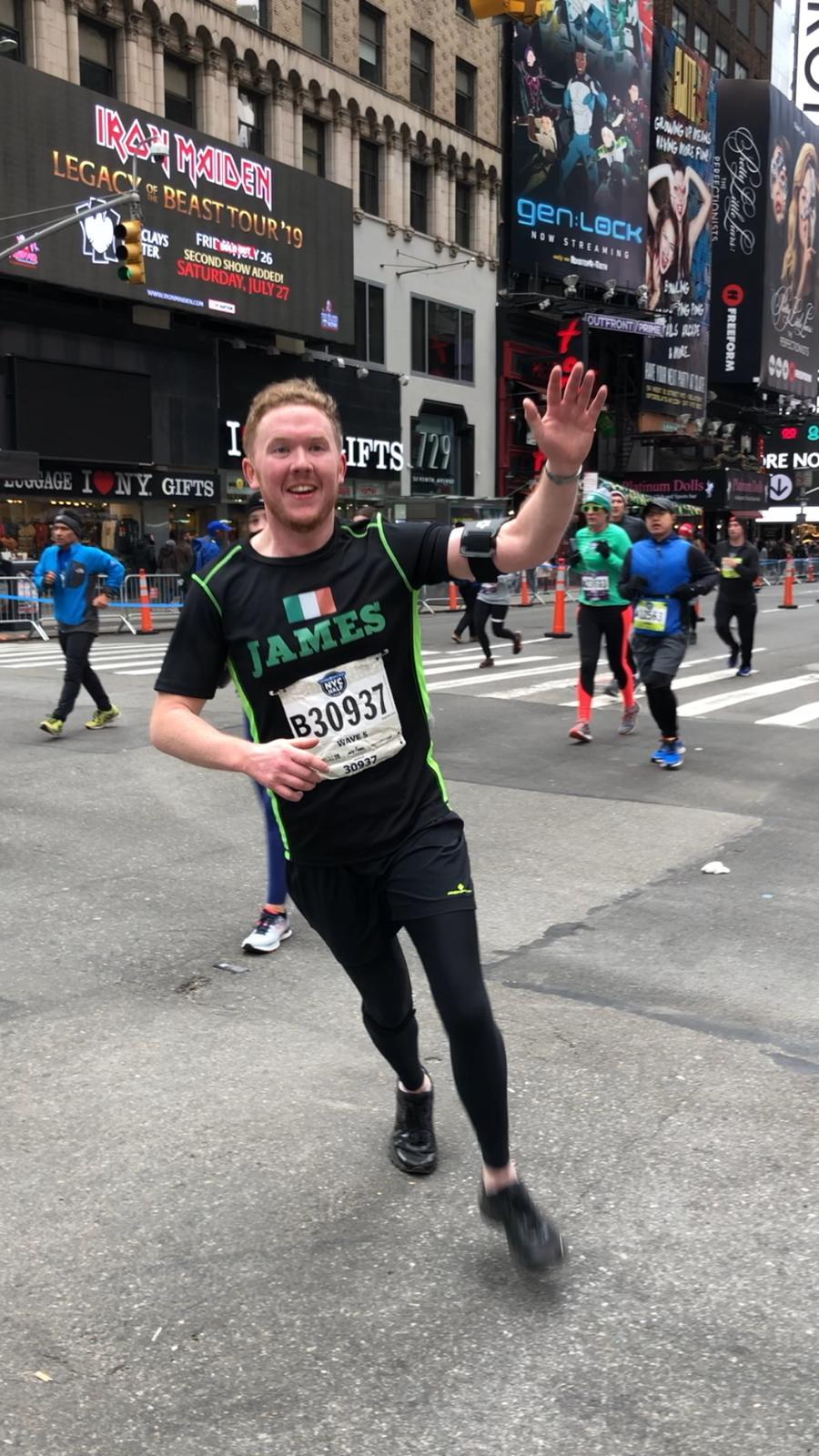 inscripcion maraton new york 2020