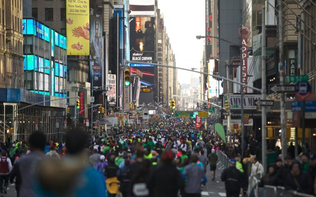 15th March 2020 - Flight & entry on sale now!  - United Airlines New York City Half Marathon