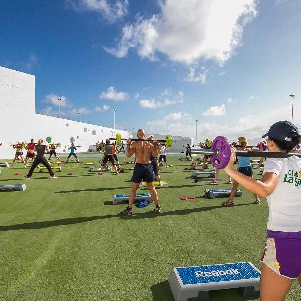 Club La Santa Training Centre