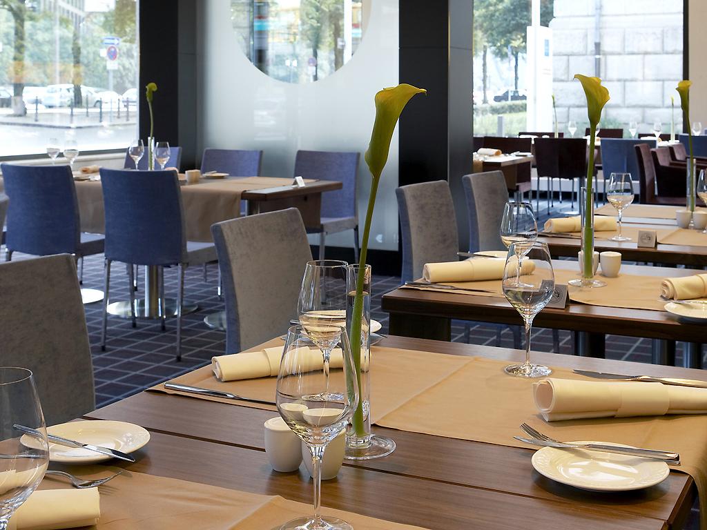 Novotel am Tiergarten Hotel Resturnat 2