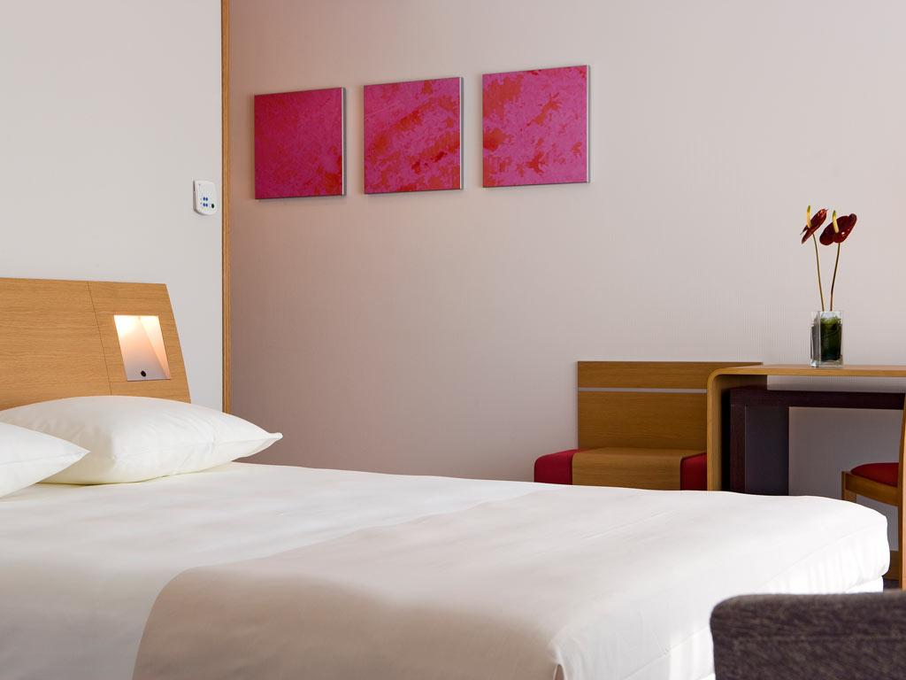 Novotel am Tiergarten Hotel Standard Room