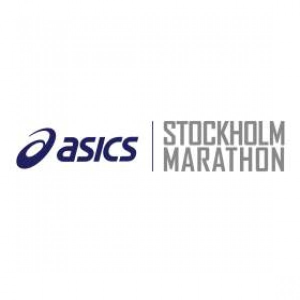 Stockholm Marathon logo