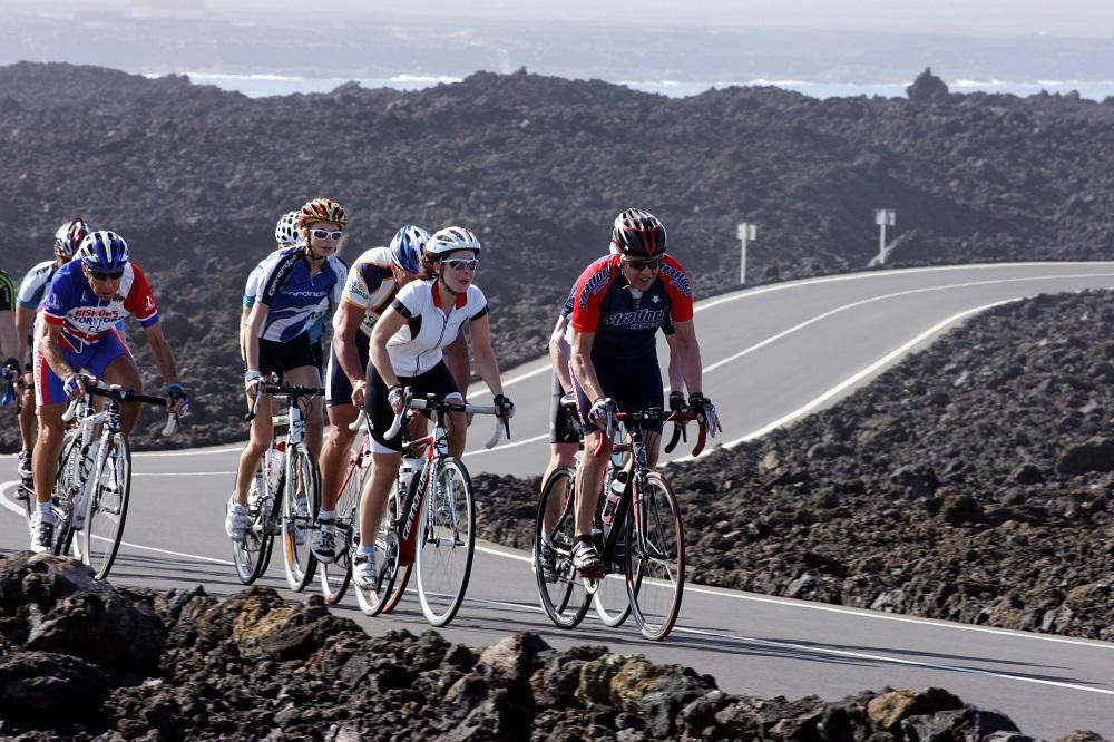 Andy Cook Bike Week at Club La Santa