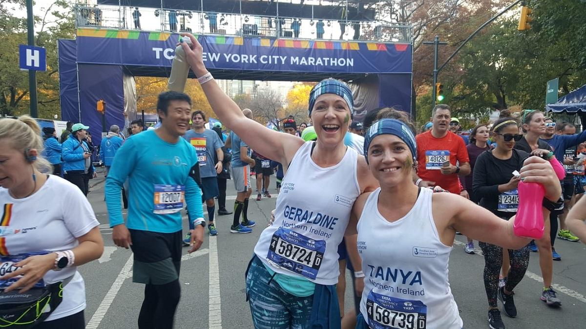 new york marathon 2019