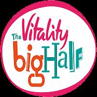Vitality Big Half Logo