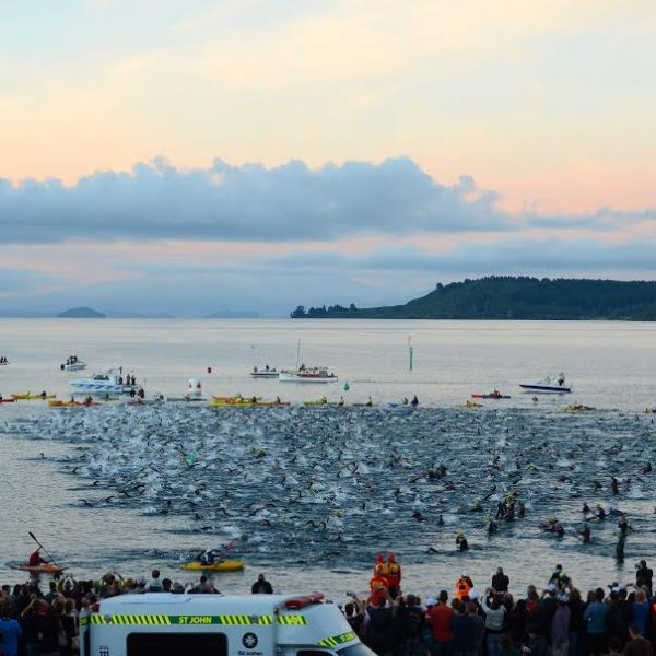 New Zealand Triathlon Events