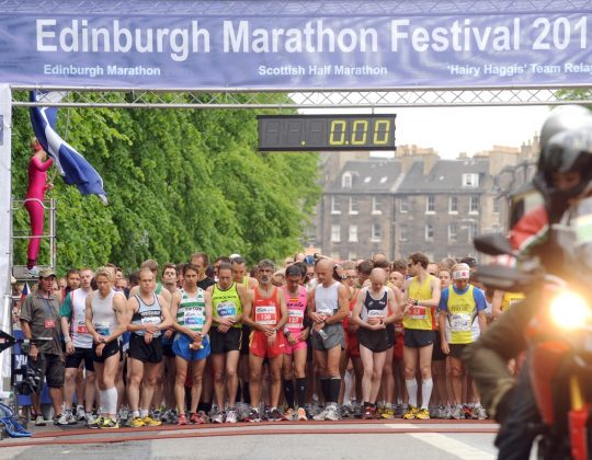 Start Line Edinburgh