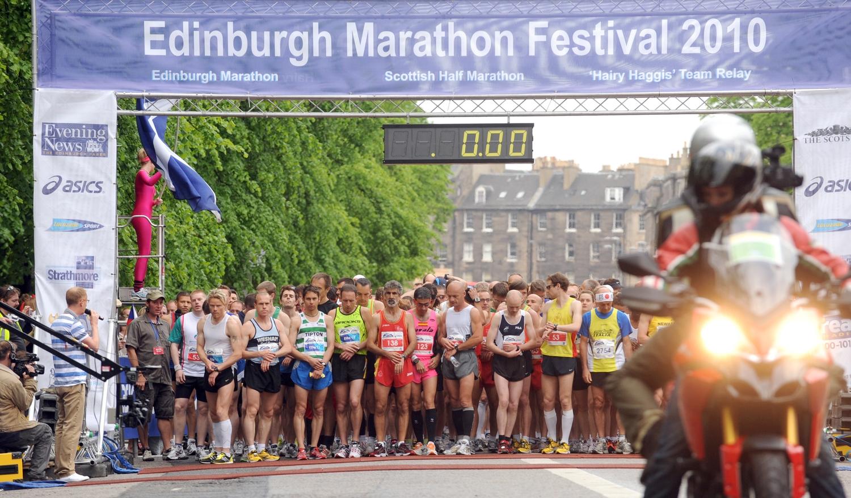 Start Line Edinburgh