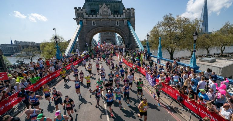 28th APRIL 2019 - Virgin Money London Marathon  - Experience London like never before!
