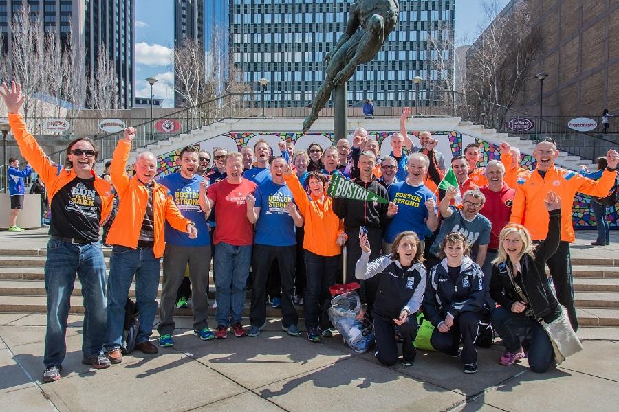 Irish Runners Abroad
