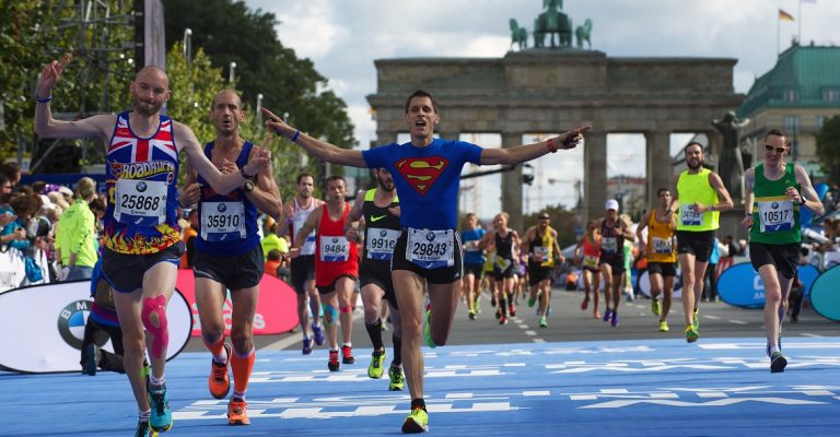 29TH SEPT 2019  - BMW Berlin Marathon  - We have guaranteed entry into Berlin!