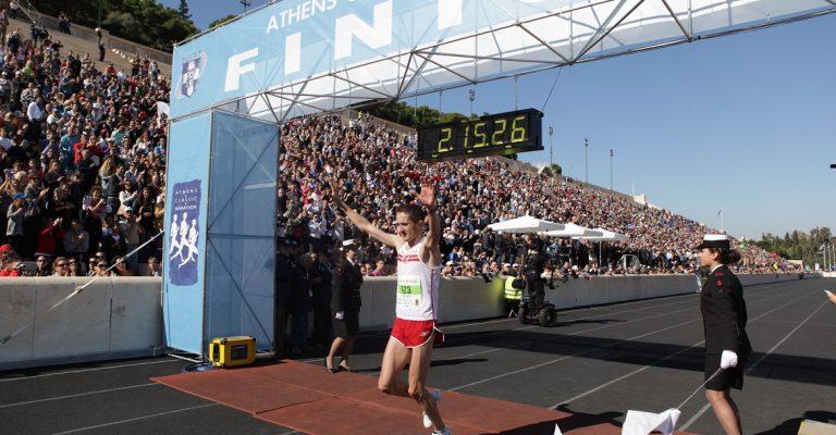 10TH NOV 19 - Run the original marathon route! - The Authentic Athens Marathon
