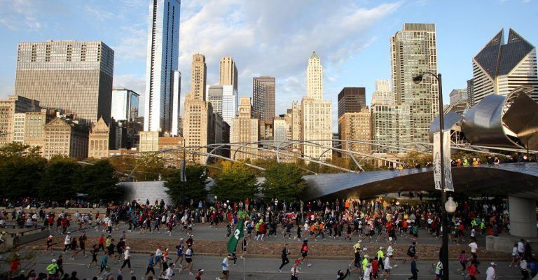 13TH OCT 2019 - GUARANTEED ENTRY INTO THE  - Bank of America Chicago Marathon