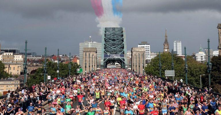 8TH SEP 2019 - GREAT NORTH RUN  - Run the BIGGEST half marathon in the world